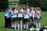 7415 Girls Soccer v Life-Chr 092313