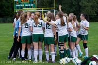 7419 Girls Soccer v Life-Chr 092313