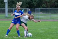 7522 Girls Soccer v Life-Chr 092313