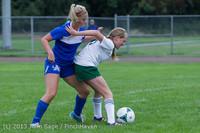 7538 Girls Soccer v Life-Chr 092313