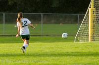 8100 Girls Soccer v Life-Chr 092313