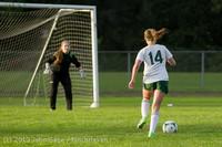 8137 Girls Soccer v Life-Chr 092313