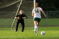 8142 Girls Soccer v Life-Chr 092313