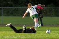 8162 Girls Soccer v Life-Chr 092313