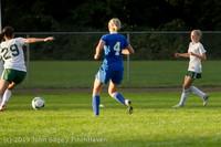8199 Girls Soccer v Life-Chr 092313