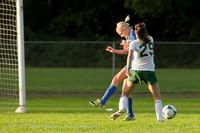 8207 Girls Soccer v Life-Chr 092313