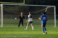 8294 Girls Soccer v Life-Chr 092313