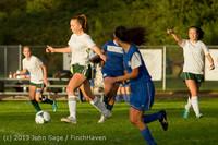 8312 Girls Soccer v Life-Chr 092313