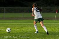 8322 Girls Soccer v Life-Chr 092313