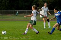 8462 Girls Soccer v Life-Chr 092313