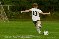 8483 Girls Soccer v Life-Chr 092313