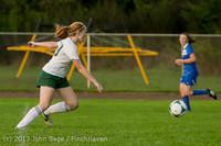 8510 Girls Soccer v Life-Chr 092313