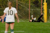 8545 Girls Soccer v Life-Chr 092313