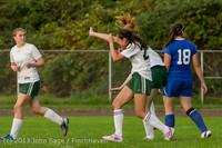 8557 Girls Soccer v Life-Chr 092313