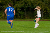 8634 Girls Soccer v Life-Chr 092313