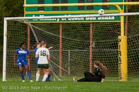 8691 Girls Soccer v Life-Chr 092313