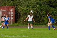 8741 Girls Soccer v Life-Chr 092313