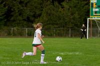 8761 Girls Soccer v Life-Chr 092313