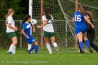 8779 Girls Soccer v Life-Chr 092313