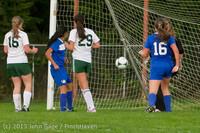 8781 Girls Soccer v Life-Chr 092313