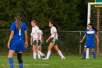 8791 Girls Soccer v Life-Chr 092313