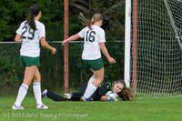 8866 Girls Soccer v Life-Chr 092313