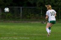 8882 Girls Soccer v Life-Chr 092313