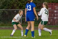 8912 Girls Soccer v Life-Chr 092313