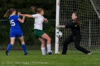 8939 Girls Soccer v Life-Chr 092313