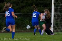 8944 Girls Soccer v Life-Chr 092313