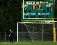 8971 Girls Soccer v Life-Chr 092313