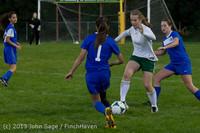 8979 Girls Soccer v Life-Chr 092313