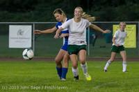 9017 Girls Soccer v Life-Chr 092313