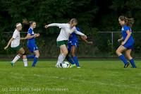 9037 Girls Soccer v Life-Chr 092313