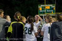 9164 Girls Soccer v Life-Chr 092313