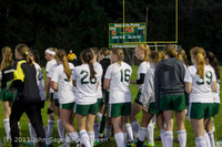 9172 Girls Soccer v Life-Chr 092313