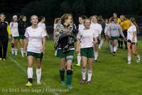 9212 Girls Soccer v Life-Chr 092313