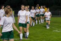 9215 Girls Soccer v Life-Chr 092313