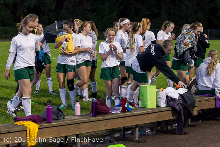 9224 Girls Soccer v Life-Chr 092313