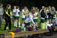9229 Girls Soccer v Life-Chr 092313