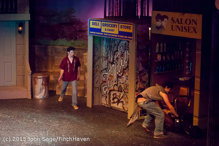 5054 In The Heights VHS Drama 2013 032413