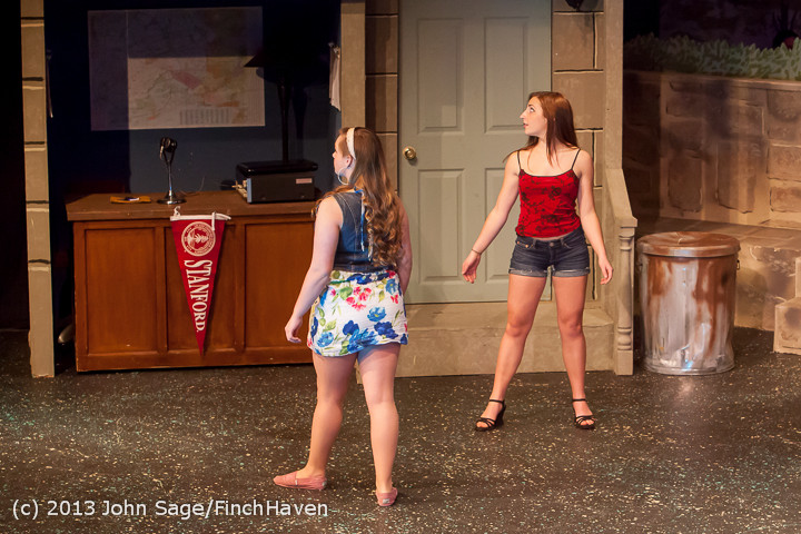 5065 In The Heights VHS Drama 2013 032413