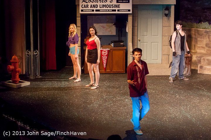 5087 In The Heights VHS Drama 2013 032413