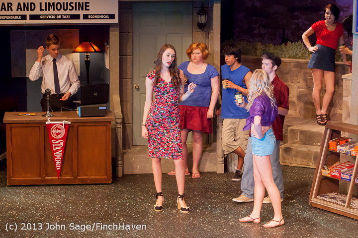 5128 In The Heights VHS Drama 2013 032413