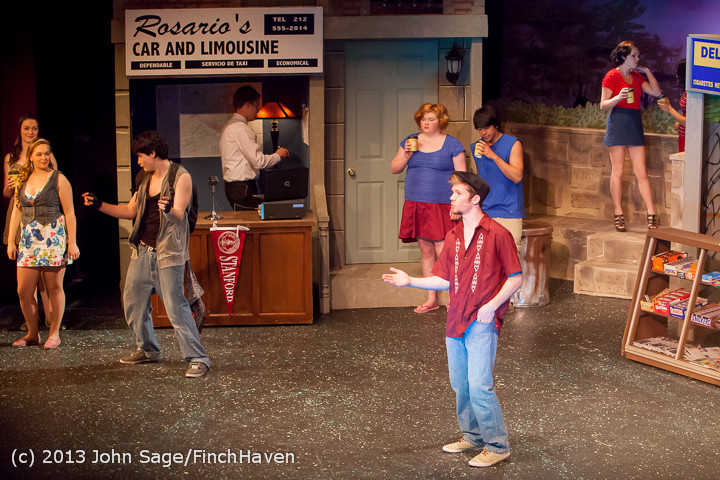 5136 In The Heights VHS Drama 2013 032413