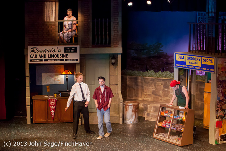 5178 In The Heights VHS Drama 2013 032413