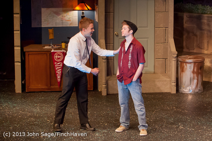 5181 In The Heights VHS Drama 2013 032413