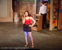5186 In The Heights VHS Drama 2013 032413