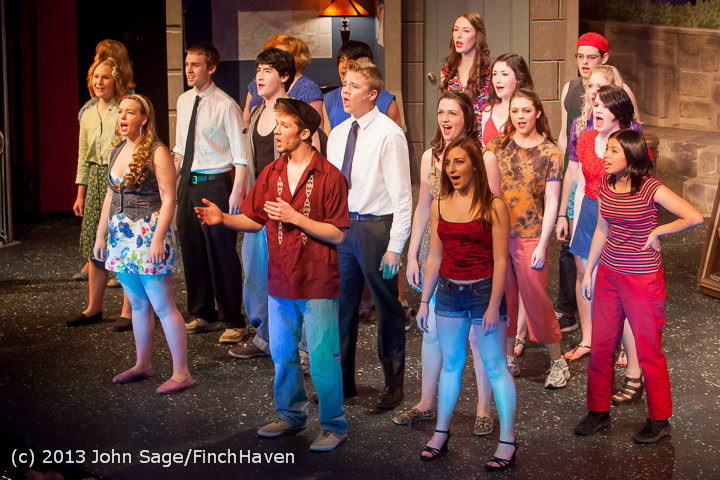 5228 In The Heights VHS Drama 2013 032413