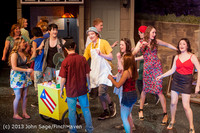 5238 In The Heights VHS Drama 2013 032413